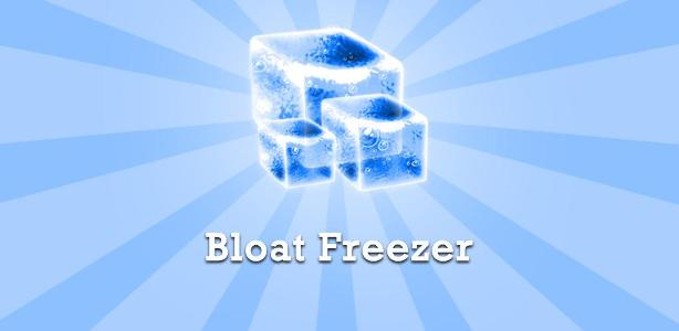 Bloat Freezer