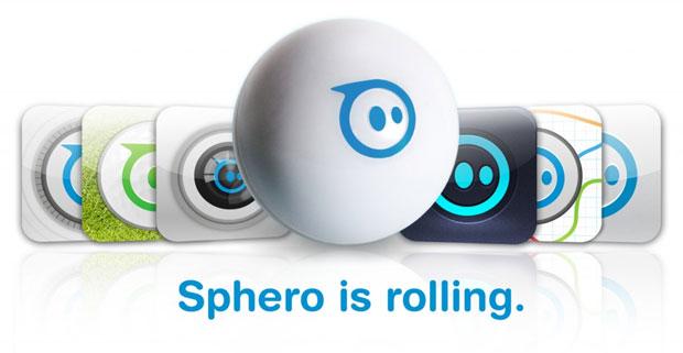 Sphero A robotlabda
