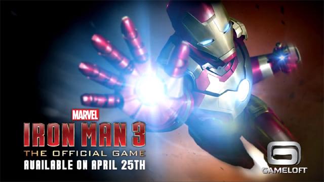 Iron Man 3   Gameloft