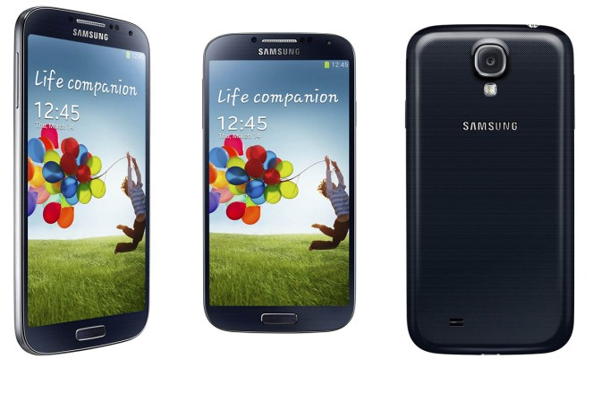 Samsung Galaxy S 4 Official Black
