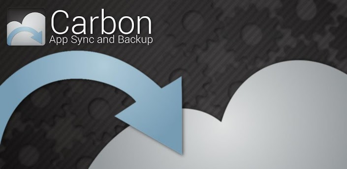 Carbon App Sync and Backup